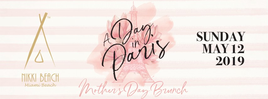 A Day in Paris: Mother's Day Brunch