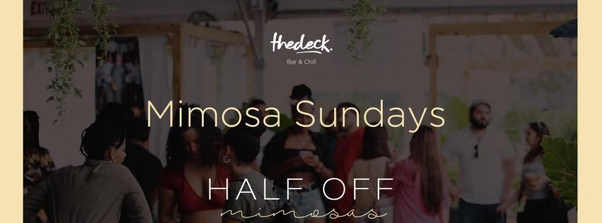 thedeck - Mimosa Sundays at Wynwood