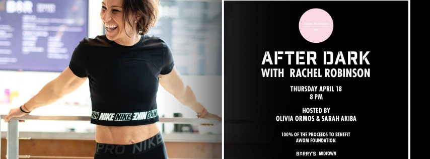 AWOM x Barry's Bootcamp