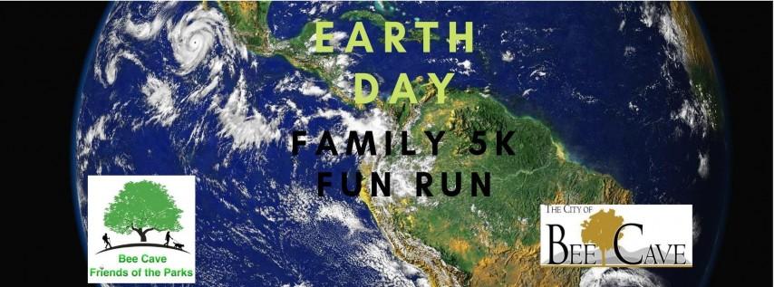 Earth Day Family 5K Run