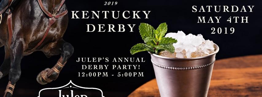 Julep's Kentucky Derby Party - 2019