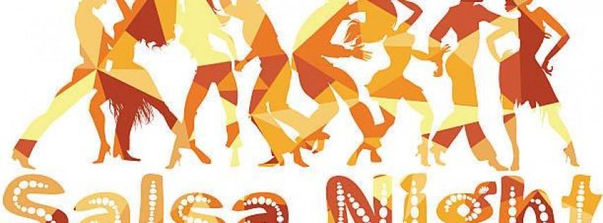 Cinco de Mayo Salsa Dancing!
