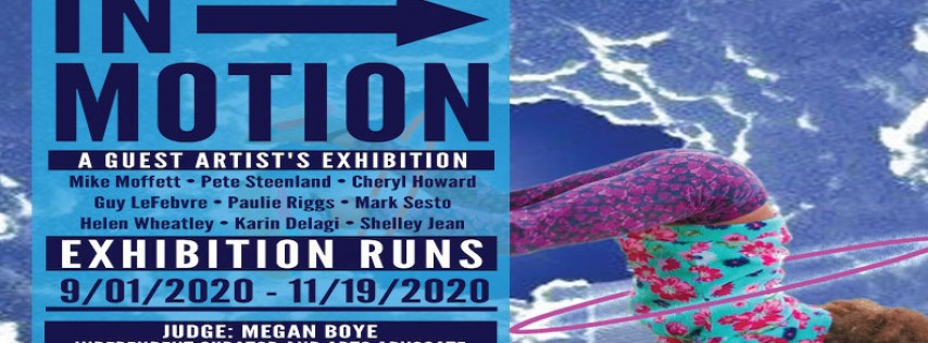 Studios In Motion Exhibition