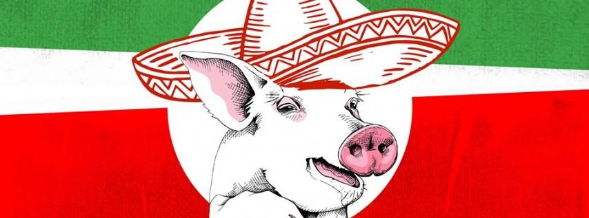 Pig Roast de Cinco De Mayo