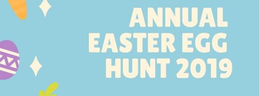 Annual Easter Egg Hunt 2019