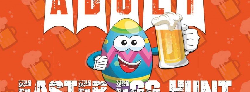 Adult Easter Egg Hunt : Brass Tap Fort Lauderdale