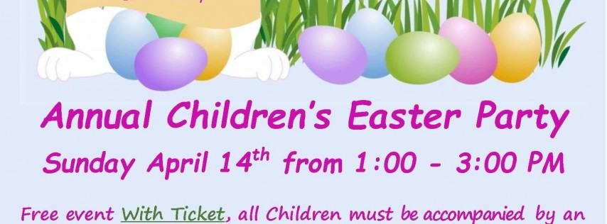 Annual Childrens Easter Party