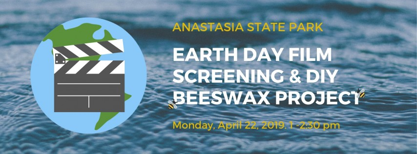 Earth Day Film Screening & DIY Beeswax Project