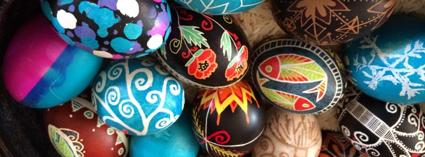 ArtFarm Workshop: Ukrainian Egg Decorating (Pysanky)