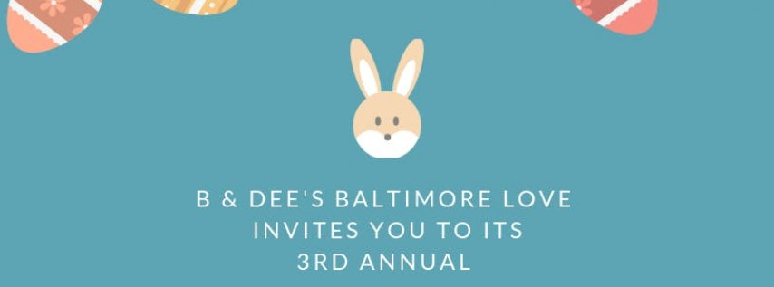 3rd Annual Community Easter Celebration