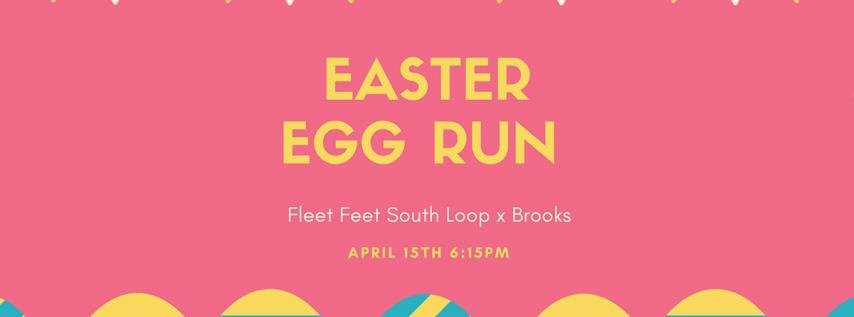 Fleet Feet Running Club: Easter Egg Run