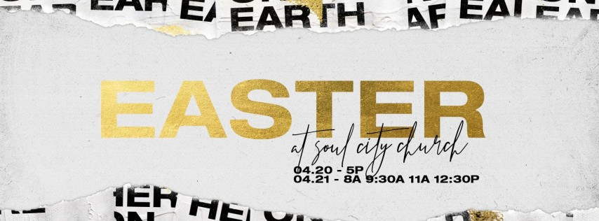 Easter Preview Gathering