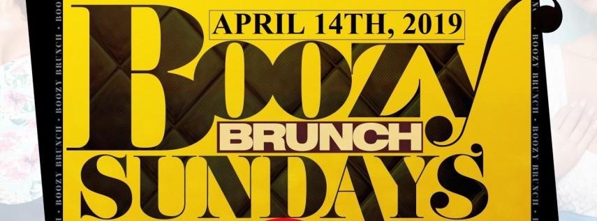 Boozy Brunch Sunday Party @ Jimmy's