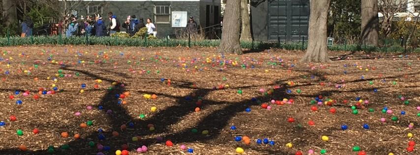 Carl Schurz Park Children's Egg Hunt