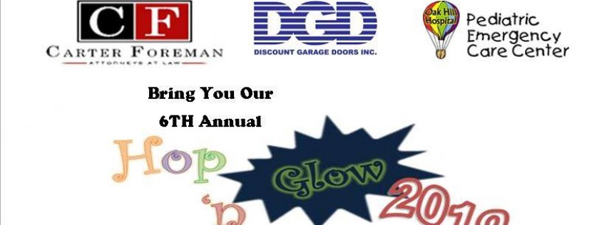 6th Annual Hop n' Glow 2019
