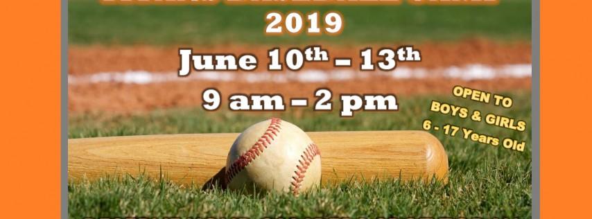 Titans Baseball Camp 2019