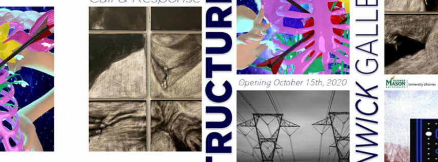 Fall for the Book presents Call & Response: Structures Literary Reading