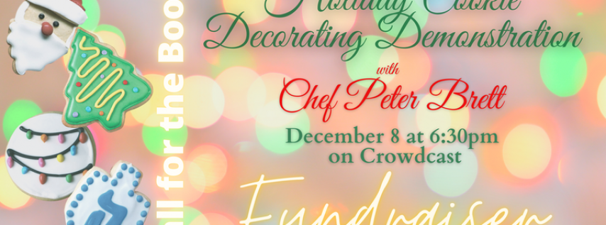 Holiday Cookie Decorating Demonstration