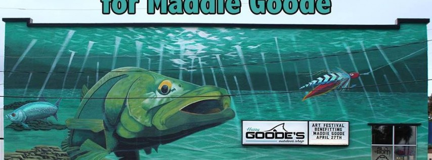 Fishing Art & Industry Benefit for Maddie Goode