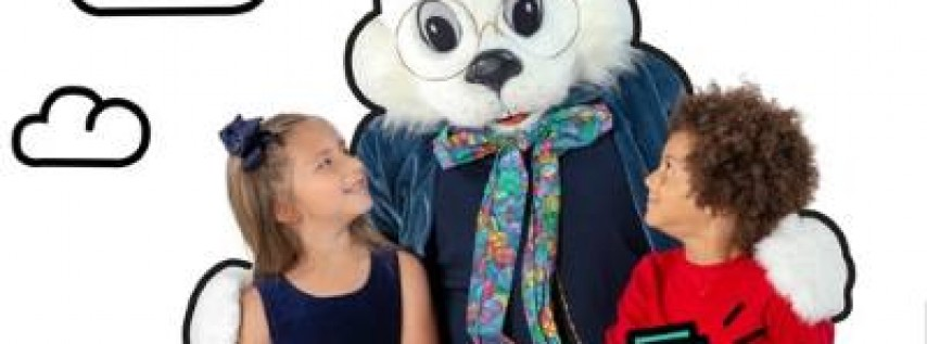 Photos with the Easter Bunny
