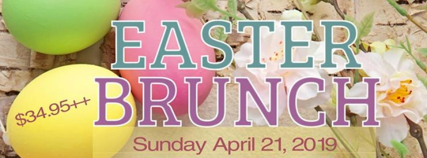 Easter Brunch at Venetian Bay