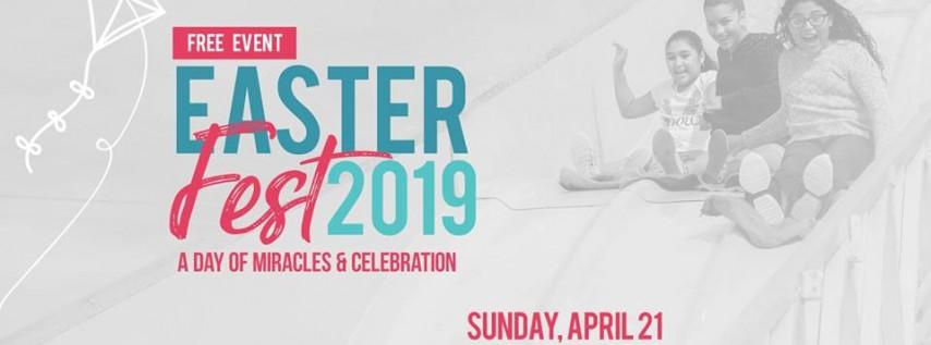 Easter Festival 2019
