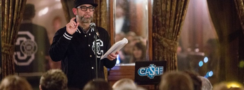 The Cornerstore Podcast Live with Kevin Coval and Tara Mahadevan