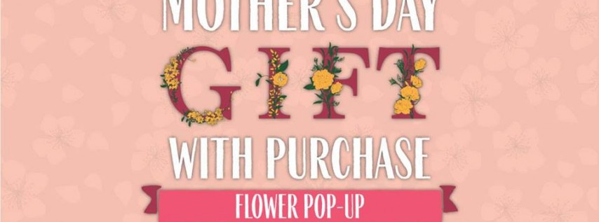 Mother's Day Flower Pop-Up with House of Lilac