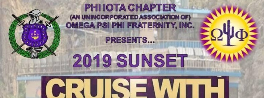 2019 Sunset Cruise with the Ques