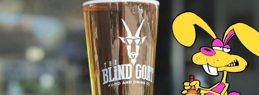 Blind Goat Easter Booze Hunt