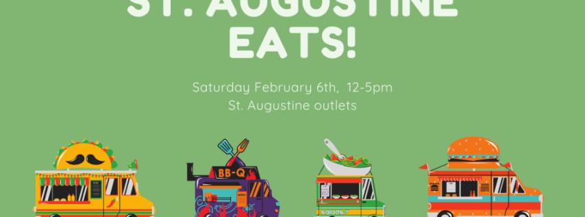 St. Augustine Eats