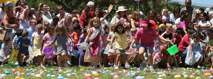 Mason Mill Park Easter Egg Hunt