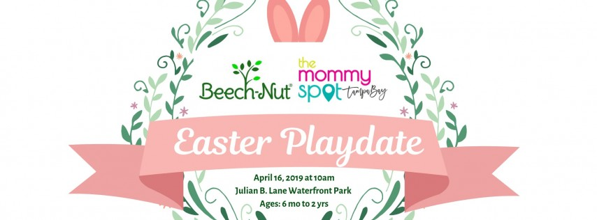 Mommy & Me Easter Playdate with Beech-Nut® Naturals™