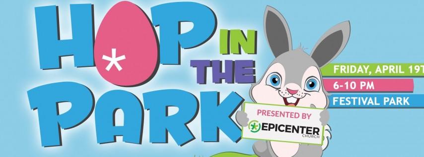 Special Needs Egg Hunt @ Hop in the Park