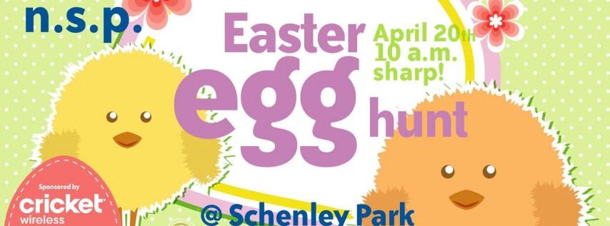 2019 Annual Easter Egg Hunt at Schenley Park