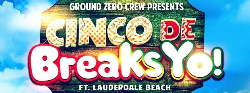 Cinco De Breaks Yo! W The Crystal Method