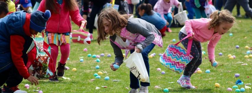 Easter Egg Hunt at Maggie Daley Park Ticket Giveaway