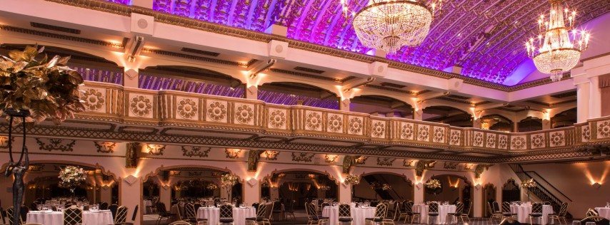 Easter Brunch in the Iconic Crystal Ballroom