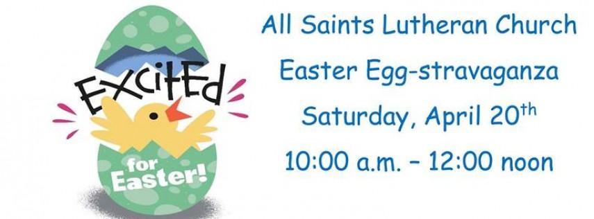 ASLC Easter Egg-stravaganza
