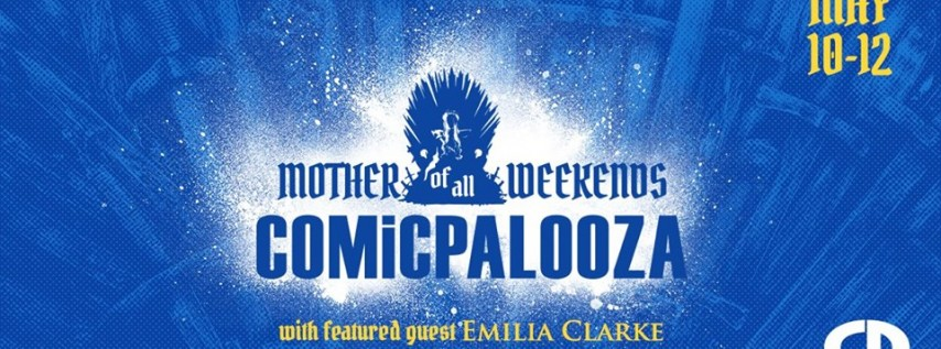 Comicpalooza 2019 - Official Event