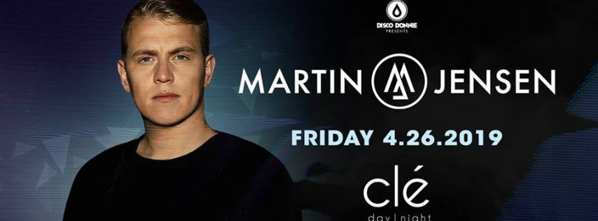 Martin Jensen / Friday April 26th / Clé