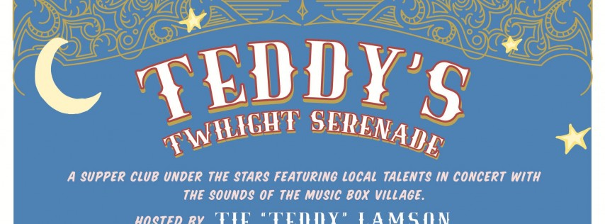 Teddy's Twilight Serenade featuring Helen Gillet & Meschiya Lake
