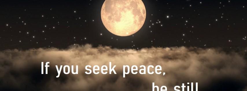 Full Moon Yin Yoga