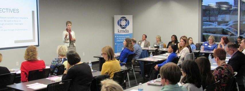 KMDA Effective Post-Acute Care Coordination - June 12th