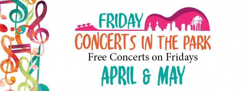 Friday Concerts in the Park