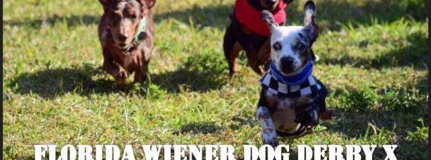 FL Wiener Dog Derby X