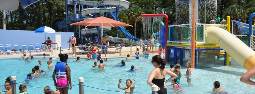 Highland Family Aquatic Center Grand Opening