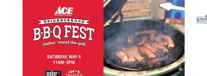Neighborhood BBQ Fest