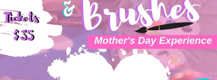 Brunch & Brushes - Mother's Day Celebration