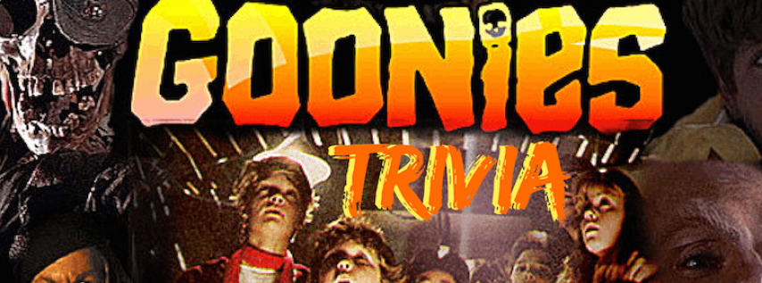 The Goonies Trivia at GyM